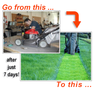 Mower feature